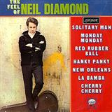 Download or print Neil Diamond Solitary Man Sheet Music Printable PDF 4-page score for Country / arranged Piano, Vocal & Guitar (Right-Hand Melody) SKU: 23348.