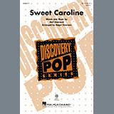 Download or print Neil Diamond Sweet Caroline (arr. Roger Emerson) Sheet Music Printable PDF 9-page score for Pop / arranged TB Choir SKU: 495819.