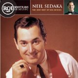Download or print Neil Sedaka Alone At Last Sheet Music Printable PDF 6-page score for Pop / arranged Piano, Vocal & Guitar (Right-Hand Melody) SKU: 43790.
