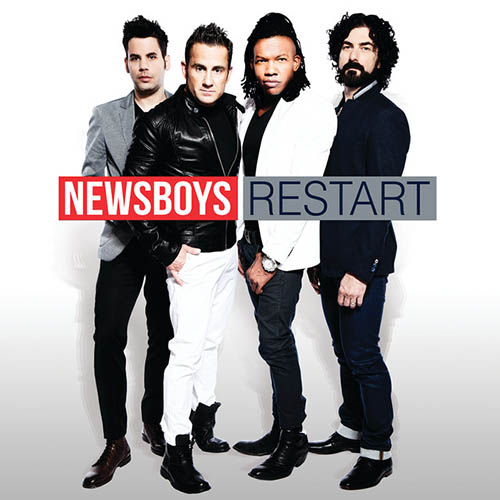 Easily Download Newsboys Printable PDF piano music notes, guitar tabs for Piano, Vocal & Guitar (Right-Hand Melody). Transpose or transcribe this score in no time - Learn how to play song progression.