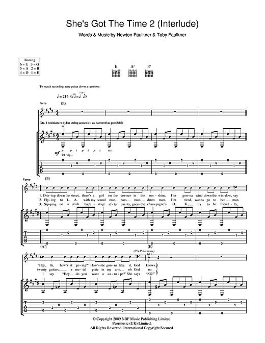 Interlude Tab