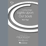 Download Nick Page 'Lights Upon Our Souls' Printable PDF 5-page score for A Cappella / arranged SAB Choir SKU: 74112.