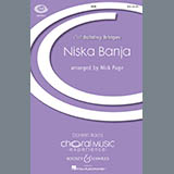 Download or print Nick Page Niska Banja Sheet Music Printable PDF 7-page score for Classical / arranged SAB Choir SKU: 74175.