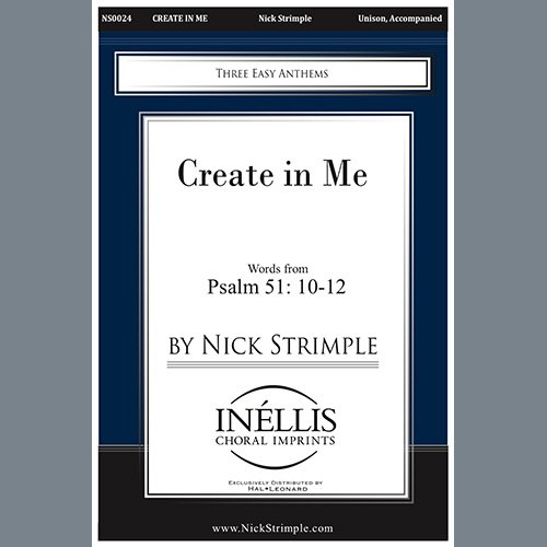 Easily Download Nick Strimple Printable PDF piano music notes, guitar tabs for Piano & Vocal. Transpose or transcribe this score in no time - Learn how to play song progression.