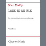 Download or print Nico Muhly Land In An Isle Sheet Music Printable PDF 24-page score for Classical / arranged Percussion Ensemble SKU: 509502.