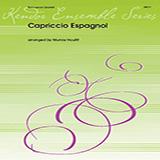 Download or print Nicolai Rimsky-Korsakov Capriccio Espagnol (arr. Murray Houllif) - Percussion 7 Sheet Music Printable PDF 2-page score for Classical / arranged Percussion Ensemble SKU: 455815.