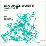 Download or print Niehaus Six Jazz Duets, Volume 3 Sheet Music Printable PDF 24-page score for Jazz / arranged Brass Ensemble SKU: 124814.