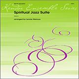 Download or print Niehaus Spiritual Jazz Suite - 2nd Trombone Sheet Music Printable PDF 5-page score for Jazz / arranged Brass Ensemble SKU: 322288.