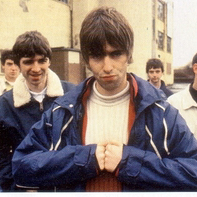 Download Oasis 'Who Put The Weight Of The World On My Shoulders?' Printable PDF 6-page score for Rock / arranged Piano, Vocal & Guitar SKU: 42234.