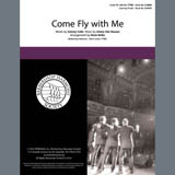 Download OC Times 'Come Fly With Me (arr. Kevin Keller)' Printable PDF 5-page score for Barbershop / arranged SATB Choir SKU: 432680.