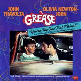Download or print Olivia Newton-John and John Travolta You're The One That I Want (from Grease) Sheet Music Printable PDF 5-page score for Musical/Show / arranged 2-Part Choir SKU: 44189.