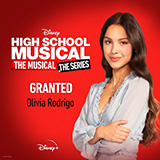 Download or print Olivia Rodrigo Granted (from High School Musical: The Musical: The Series) Sheet Music Printable PDF 4-page score for Pop / arranged Piano, Vocal & Guitar (Right-Hand Melody) SKU: 490624.