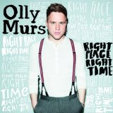 Download or print Olly Murs Right Place Right Time Sheet Music Printable PDF 5-page score for Pop / arranged Piano Solo SKU: 118195.