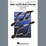 Download Otis Redding '(Sittin' On) The Dock Of The Bay (arr. Mac Huff)' Printable PDF 7-page score for Standards / arranged SSA Choir SKU: 437212.