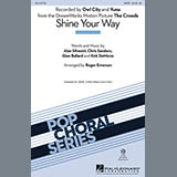 Download or print Owl City Shine Your Way (from The Croods) (arr. Roger Emerson) Sheet Music Printable PDF 1-page score for Inspirational / arranged 2-Part Choir SKU: 99409.