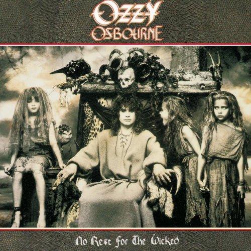Ozzy Osbourne, Crazy Babies, Guitar Tab