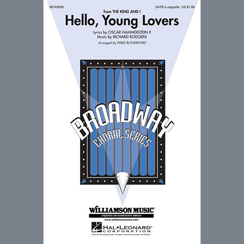 Easily Download Rodgers & Hammerstein Printable PDF piano music notes, guitar tabs for SATB Choir. Transpose or transcribe this score in no time - Learn how to play song progression.