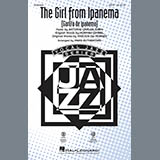 Download Paris Rutherford 'The Girl From Ipanema - Guitar' Printable PDF 3-page score for Jazz / arranged Choir Instrumental Pak SKU: 377307.