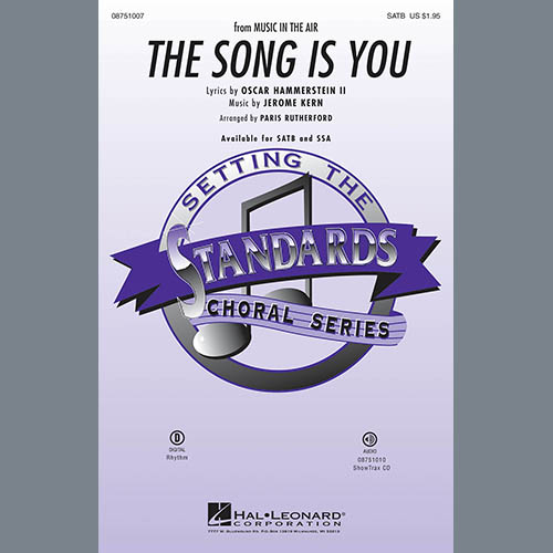 Easily Download Paris Rutherford Printable PDF piano music notes, guitar tabs for Choir Instrumental Pak. Transpose or transcribe this score in no time - Learn how to play song progression.