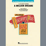 Download or print Pasek & Paul A Million Dreams (from The Greatest Showman) (arr. Michael Brown) - Full Score Sheet Music Printable PDF 20-page score for Film/TV / arranged Concert Band SKU: 377069.