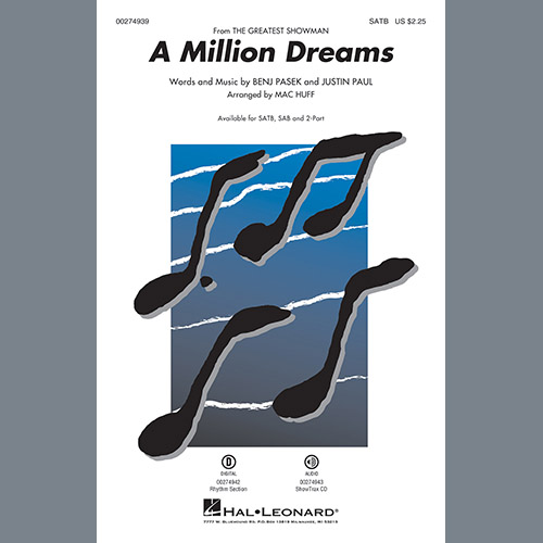 Easily Download Pasek & Paul Printable PDF piano music notes, guitar tabs for Choir Instrumental Pak. Transpose or transcribe this score in no time - Learn how to play song progression.