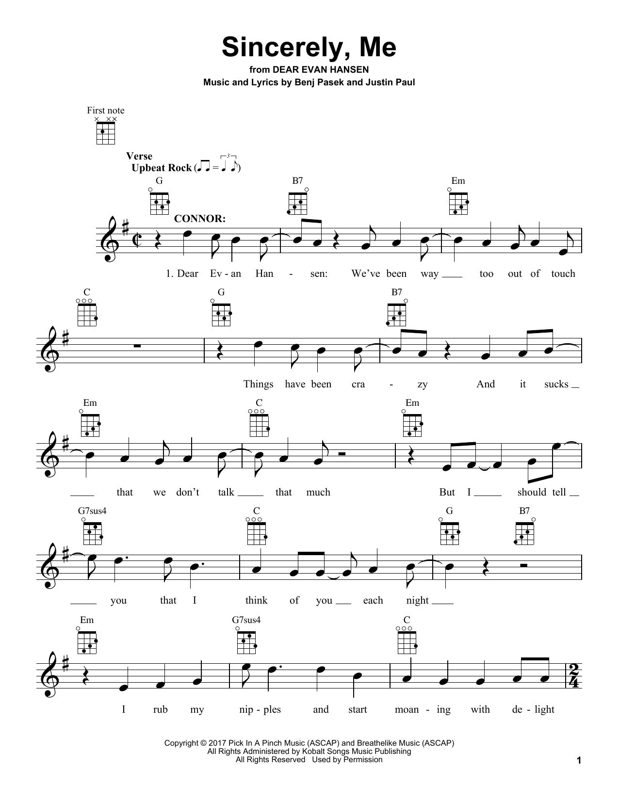 All Of Me Piano Sheet Music With Notes
