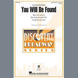 Download or print Pasek & Paul You Will Be Found (from Dear Evan Hansen) (arr. Audrey Snyder) Sheet Music Printable PDF 18-page score for Musical/Show / arranged 2-Part Choir SKU: 432482.