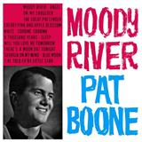 Download Pat Boone 'Moody River' Printable PDF 4-page score for Pop / arranged Piano, Vocal & Guitar (Right-Hand Melody) SKU: 122971.