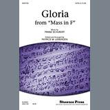 Download Franz Schubert 'Gloria (arr. Patrick M. Liebergen)' Printable PDF 11-page score for Sacred / arranged SATB Choir SKU: 77450.