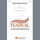 Download or print Patti Drennan Annabel Lee Sheet Music Printable PDF 9-page score for Concert / arranged TBB Choir SKU: 283977.