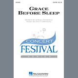 Download or print Patti Drennan Grace Before Sleep Sheet Music Printable PDF 7-page score for Concert / arranged SATB Choir SKU: 159856.