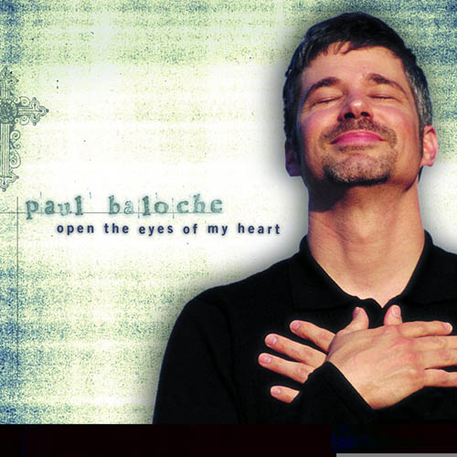 Easily Download Paul Baloche Printable PDF piano music notes, guitar tabs for Lead Sheet / Fake Book. Transpose or transcribe this score in no time - Learn how to play song progression.