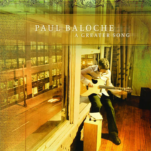 Easily Download Paul Baloche Printable PDF piano music notes, guitar tabs for Easy Guitar. Transpose or transcribe this score in no time - Learn how to play song progression.
