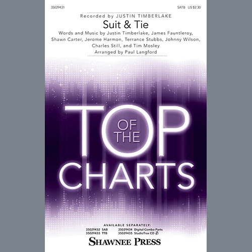 Easily Download Paul Langford Printable PDF piano music notes, guitar tabs for Choir Instrumental Pak. Transpose or transcribe this score in no time - Learn how to play song progression.