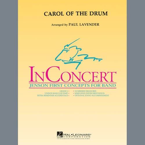 Easily Download Paul Lavender Printable PDF piano music notes, guitar tabs for Concert Band. Transpose or transcribe this score in no time - Learn how to play song progression.