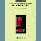 Download Paul Lavender 'Soundtrack Highlights from Pirates Of The Caribbean: Dead Man's Chest - F Horn 1' Printable PDF 3-page score for Film/TV / arranged Full Orchestra SKU: 286545.