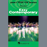 Download or print Paul Murtha (Don't Fear) The Reaper - Bb Horn/Flugelhorn Sheet Music Printable PDF 1-page score for Rock / arranged Marching Band SKU: 276990.