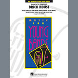 Download Paul Murtha 'Brick House - Bb Clarinet 3' Printable PDF 1-page score for Disco / arranged Concert Band SKU: 324864.