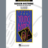 Download Paul Murtha 'Harlem Nocturne (Alto Sax Solo with Band) - Eb Alto Saxophone Solo' Printable PDF 1-page score for Jazz / arranged Concert Band SKU: 291316.