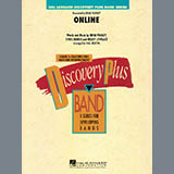 Download or print Paul Murtha Online - Eb Baritone Saxophone Sheet Music Printable PDF 1-page score for Country / arranged Concert Band SKU: 288329.