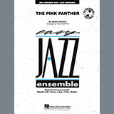 Download Paul Murtha 'The Pink Panther - Alto Sax 1' Printable PDF 2-page score for Children / arranged Jazz Ensemble SKU: 298005.