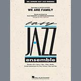 Download Paul Murtha 'We Are Family - Trumpet 3' Printable PDF 2-page score for Disco / arranged Jazz Ensemble SKU: 361272.
