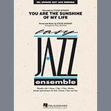 Download Paul Murtha 'You Are the Sunshine of My Life - Solo Sheet' Printable PDF 2-page score for Love / arranged Jazz Ensemble SKU: 340587.