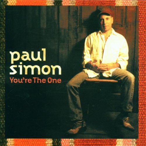 Paul Simon, The Teacher, Piano, Vocal & Guitar (Right-Hand Melody)