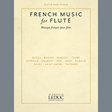 Download or print Paul Taffanel Andante Pastoral Et Scherzettino Sheet Music Printable PDF 10-page score for French / arranged Flute and Piano SKU: 450268.