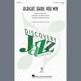 Download or print Sid Wyche Alright, Okay, You Win (arr. Roger Emerson) Sheet Music Printable PDF 10-page score for Jazz / arranged 2-Part Choir SKU: 407394.