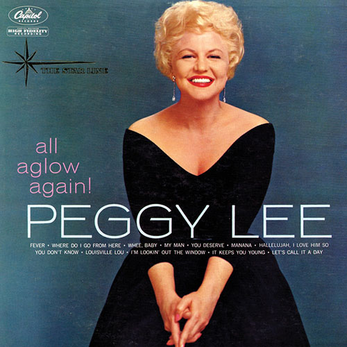 Easily Download Peggy Lee Printable PDF piano music notes, guitar tabs for Beginner Piano. Transpose or transcribe this score in no time - Learn how to play song progression.