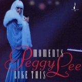 Download Peggy Lee 'Mañana' Printable PDF 1-page score for Pop / arranged Lead Sheet / Fake Book SKU: 193614.