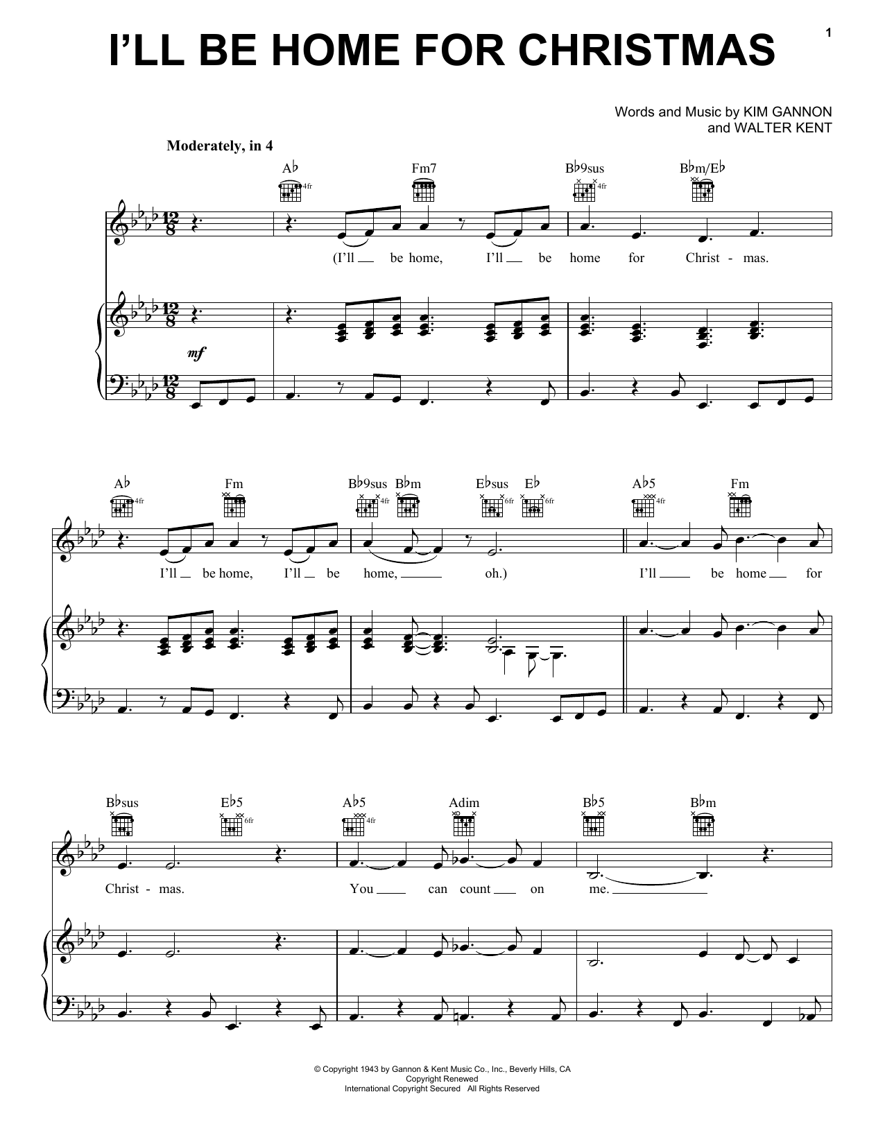 Sheet Music PDF Notes