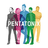 Download or print Pentatonix Rose Gold Sheet Music Printable PDF 8-page score for A Cappella / arranged Piano, Vocal & Guitar (Right-Hand Melody) SKU: 164598.